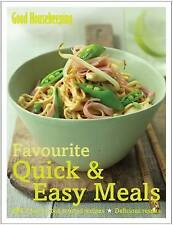 """GH 200 Favourite Quick and Easy Meals (""""Good Housekeeping""""), Good Housek"""
