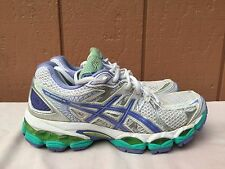Asics Gel-Nimbus 16 Womens Running Jogging Shoes Sneakers Trainers US 7.5 EUR 39