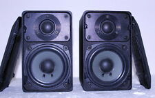 Pair Optimus Radio Shack Pro-7AV 2-Way Speakers ~ Cat. Number 40-2048