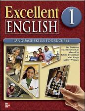 Excellent English Level 1 Teacher's Edition with CD-ROM : Language Skills for...