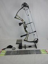 Diamond Infinite Edge Pro Right Hand Compound Bow Package Camo 5-70lbs 13-31""