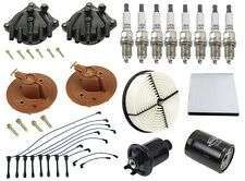Complete Tune Up Kit Air,Gas Filters,Cap,Rotor ,Wires,Plugs LS400 1995-07/1997