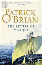 The Letter of Marque, O'Brian, Patrick Paperback Book