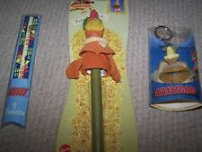 Collection of Chicken Run Stationery Items-2000