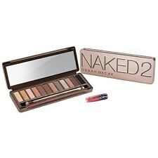 Urban Decay NAKED 2 Eyeshadow Palette New In Box