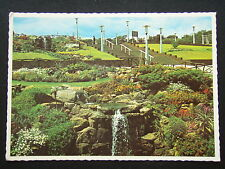 THE WATER GARDENS ORIENT BEACH EAST LONDON CAPE SOUTH AFRICA POSTCARD