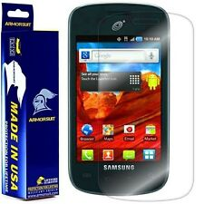 ArmorSuit MilitaryShield Samsung Galaxy Appeal Screen Protector! Brand New!