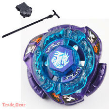Fusion Beyblade Masters Metal BB128 LIMITED EDITION 4D OMEGA DRAGONIS 85XF w/ Po