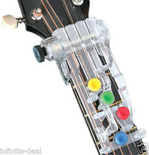LEFT HANDED CHORD BUDDY Guitar Learning System Teaching Aid CHORDBUDDY UNIT ONLY