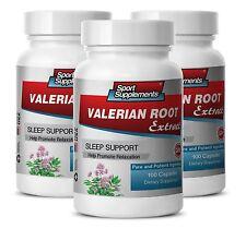 Valerian Root Extract 2 - Valerian Root Extract 4:1 125mg - Relaxation Aid 3B