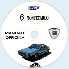 Manuale Officina Lancia BETA Montecarlo e Scorpion.workshop Manual Scorpion USA