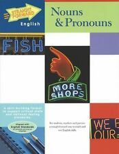 Nouns & Pronouns (Straight Forward English Series), Collins, Stan, Good Book