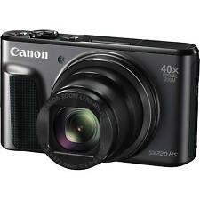 Canon digital camera PowerShot SX720 HS optical 40x zoom
