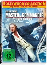 DVD MASTER AND COMMANDER # v. Peter Weir, Russell Crowe ++NEU