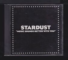 Music Sounds Better with You by Stardust - VG Used CD (1998) R&B Dance Soul