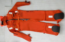 UNITOR INSULATED IMMERSION SUIT WITH PILLOW SOLAS APPROVED NEOPRENE