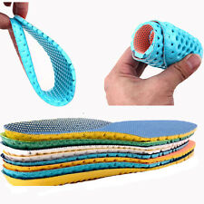 1 pair Stretch Breathable Absorbent Deodorant insole Sports Cushioning insoles