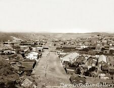 View of Nogales Arizona / Mexico - 1898 - Historic Photo Print
