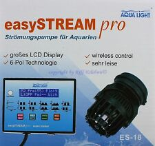 Easy Stream PRO ES-18 Wavemaker 4000L/h 10W Strömungspumpe Wireless Control