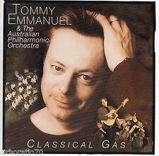 TOMMY EMMANUEL Classical Gas CD 1995 NEW