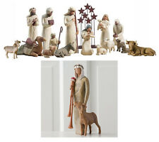 Demdaco Willow Tree 20 pc nativity set         NEW IN BOXES