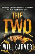 The Two (DI January David), Carver, Will, New Books