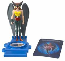 JUSTICE LEAGUE HAWKGIRL W/ STAND B5029 2003 HTF *NEW*