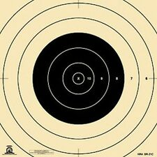 Replacement Center for NRA/CMP SR-21 Highpower Rifle 300 Yard Rapid Fire Target