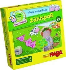 HABA My first Games Counting fun 4985 Educational from 2 years
