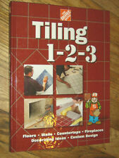 TILING 1-2-3 , NEW  ( The Home Depot )
