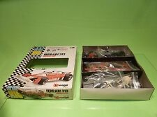 BBURAGO KIT 8101 FERRARI 312 WORLD CUP - JODY SCHECKTER - F1 1:14  - GC IN BOX