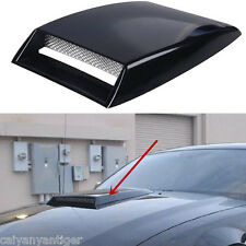 Universal Decorative Vents Scoop Bonnet Hood Air Vents Air Flow Vent Duct Cover