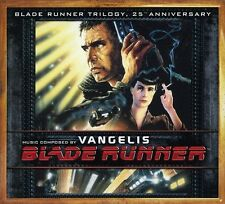 Blade Runner-Trilogy - Vangelis (2008, CD NEUF)3 DISC SET