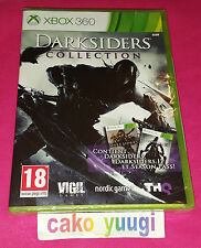 DARKSIDERS COLLECTION XBOX 360 NEUF SOUS BLISTER 100% FRANCAIS
