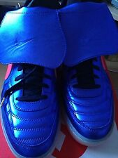 Nike NSW Tiempo 94 Mid HP QS Mercurial Obsidian/Hyper Punch Trainers UK10 Eur45