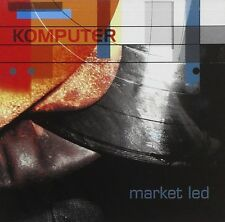 KOMPUTER - Market Led - CD NEW Mute 9186-2 Electronic Electro Techno Minimal