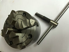 "4"" Inches(100 mm) 4 Jaw Independent Chuck for Lathe Machine"