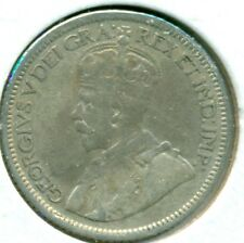 1936 CANADA TEN CENTS, VERY FINE, GREAT PRICE!