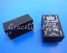 1pcs meanwell ldd-1000h DC constant led driver 1000mA dimmable