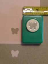 Carl paper punch butterfly small