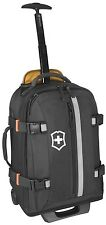 Victorinox CH 20 TOURIST WHEELED CARRY-ON BACKPACK - Black