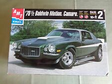 AMT 1970 1/2 CHEVY Camaro BALDWIN MOTION 1/25 Model Car Mountain