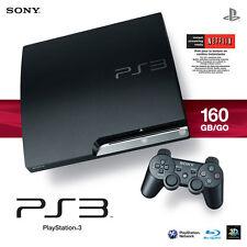 PS3 PLAYSTATION 3 - CONSOLE SONY SLIM + 4 GIOCHI A SCELTA + GARANZIA 1 ANNO