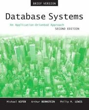 Database Systems : An Application-Oriented Approach, Introductory Version by ...