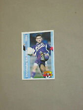 Carte official football cards panini 1994  GALTIER SCO ANGERS TOULOUSE ASSE