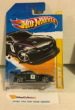 BMW Z4 M #18 * BLACK * Premiere * Hot Wheels 2012 * W55