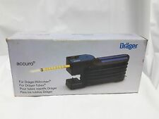 Drager Accuro Gas Detector Tube Pump (Made in Germany) *NEW IN BOX *