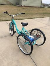 New Kent Monterey Electric adult 7 Speed tricycle with all aluminum frame