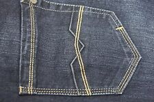 Gardeur 33W X 32L Dark Blue BATU COTTON Stretch Jeans  $210