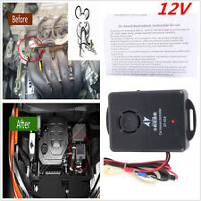 12V Electronic Ultrasonic Pest Control Repeller Mouse Rodent Protect Car Engine